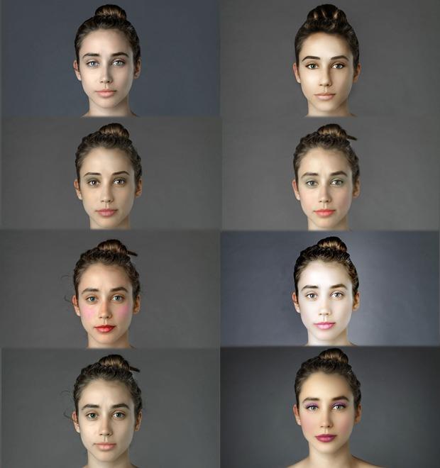 Как отличаются стандарты женской красоты в разных странах  — Культура на FURFUR