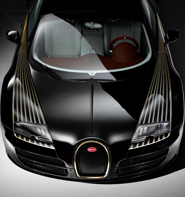 Bugatti представила отделанную золотом спецификацию Veyron Grand Sport Vitesse — Культура на FURFUR