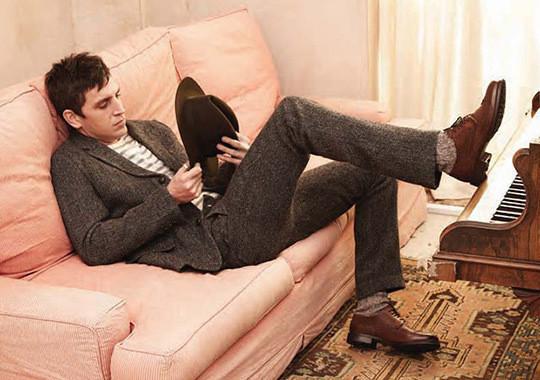 Обувная компания Hudson представила лукбук осенней коллекции