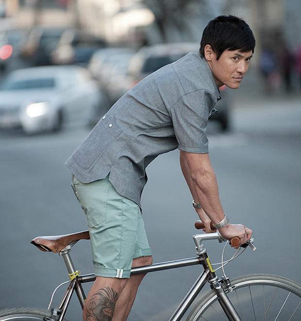 7 марок одежды для городских велосипедистов — Культура на FURFUR