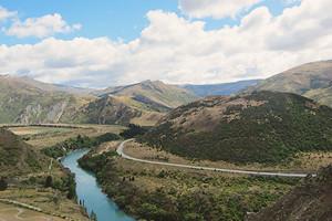 Прыгну со скалы: Как я объехал Новую Зеландию, чтобы совершить прыжок с тарзанкой с высоты 134 метра — Герои на FURFUR
