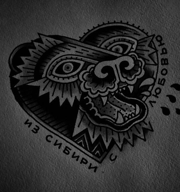 «Пока есть силы, нужно делать»: Интервью с татуировщиком Gera IX