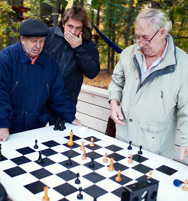 Олд бой: Как старики уделали меня в шахматном сражении — По газам! на FURFUR