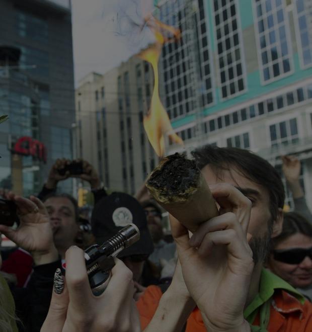 Четыре-двадцать: История самого крупного «праздника марихуаны»
