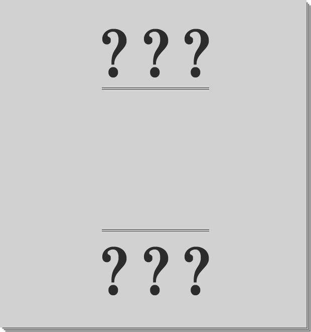 Анкета FURFUR: 50 вопросов читателям на все случаи жизни