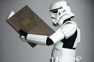 Книга о технической стороне съемок картины «Звездные войны»