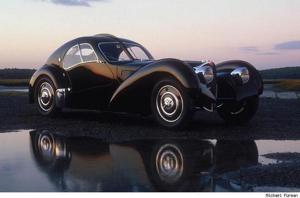 Дизайнер Ральф Лорен снял видео о своей автомобильной коллекции — Герои на FURFUR