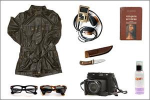 Личный состав: 15 предметов из коллекции Павла Кузовкова, менеджера клуба «Солянка» и бара «Луч»