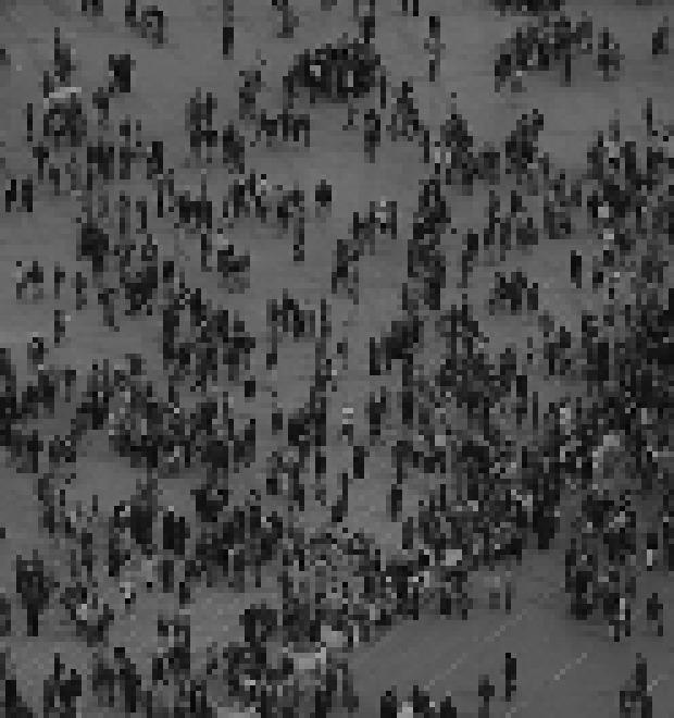 Как распознают террористов в толпе