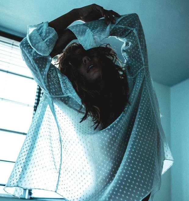 Оксана Рыкова сфотографировалась у Кеслера Трана для нового номера журнала Treats! — Культура на FURFUR
