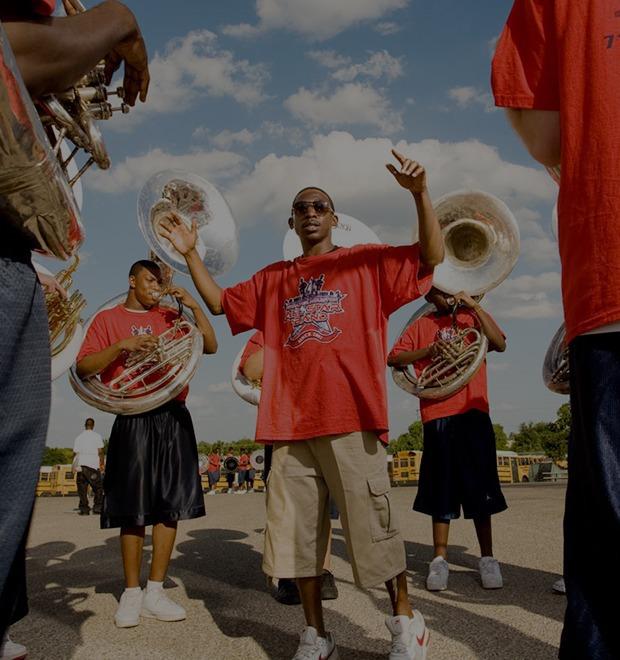 Труба зовёт: Как соревнуются школьные музыкальные оркестры в США — Культура на FURFUR