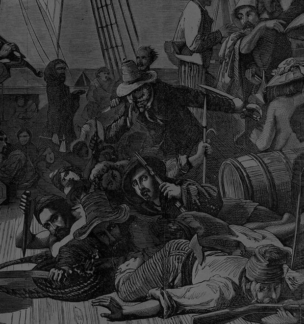 Как заработать на современных пиратах — Культура на FURFUR