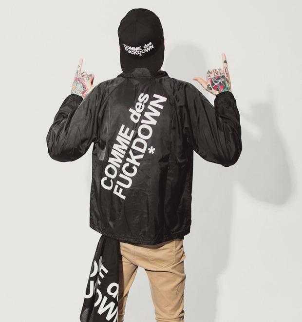Как уличные марки издеваются над люксовыми брендами одежды