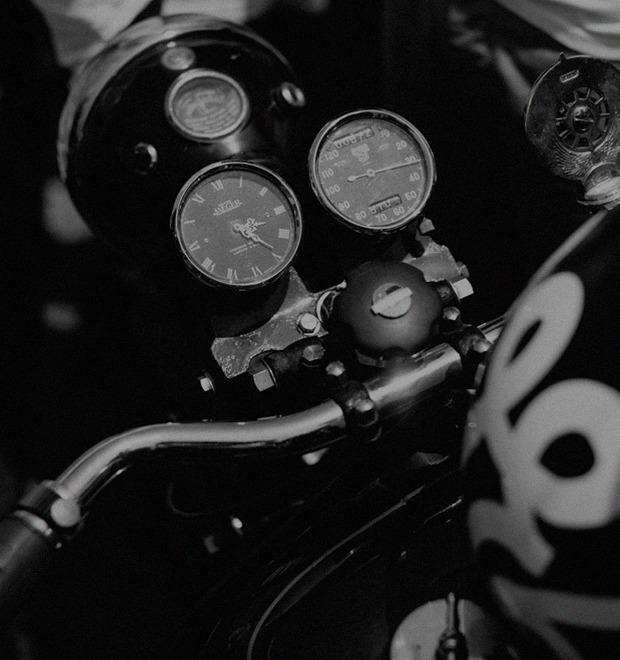 Фоторепортаж с мотоциклетного фестиваля Wheels & Waves — Культура на FURFUR