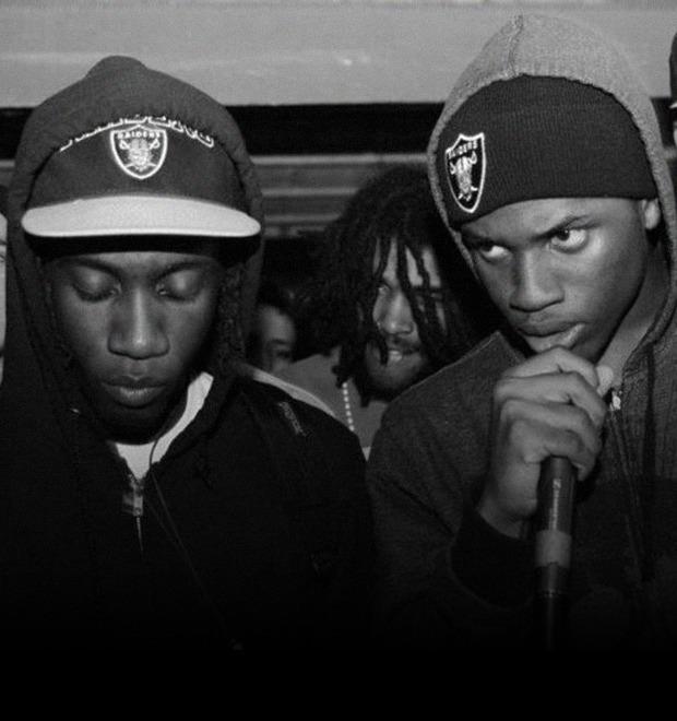 Чёрный список: 7 новых имён современного хип-хопа — Герои на FURFUR
