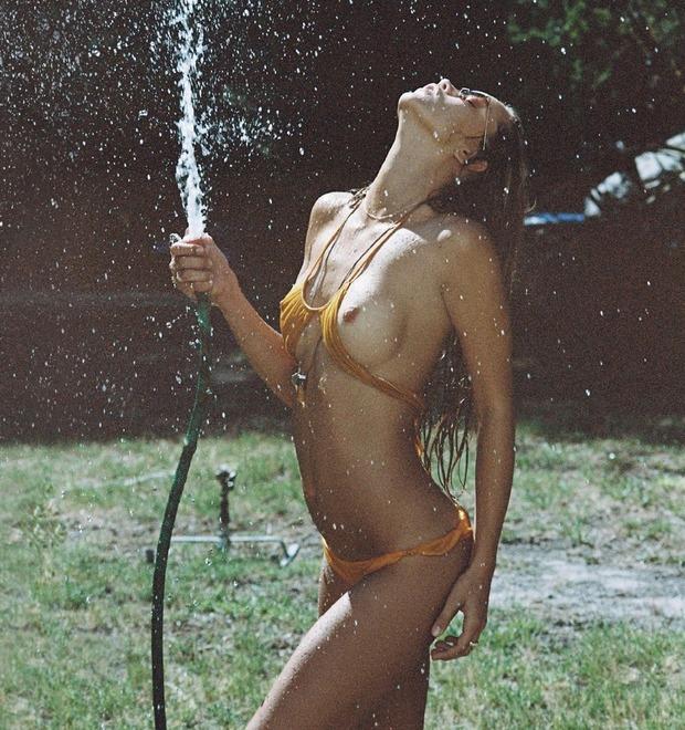 Хенрик Пурьенн сфотографировал южноафриканскую модель Шейн ван дер Вестхьюзен — Культура на FURFUR