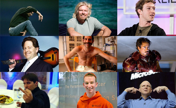 CEO, Bitch: Десять генеральных директоров — рок-звезд