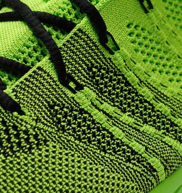 Новые технологии в производстве кроссовок