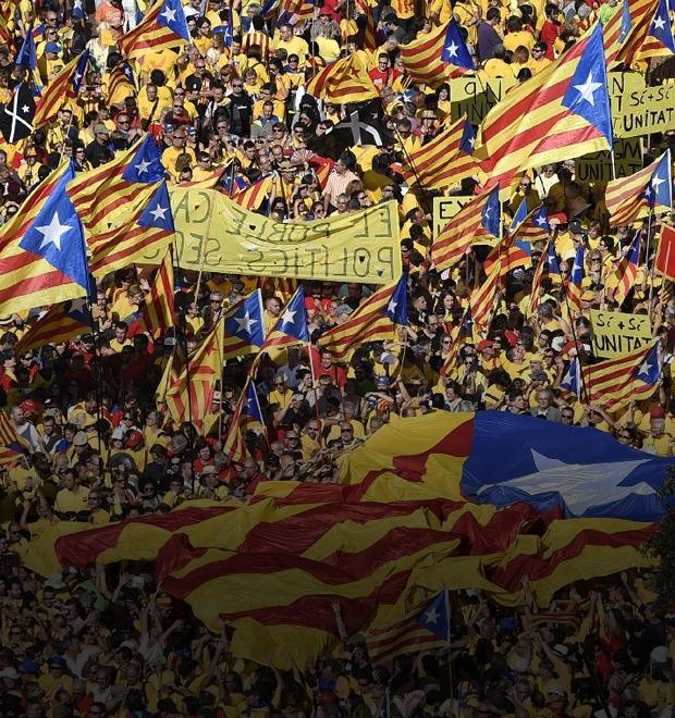 Пора валить: Для чего каталонцам независимость?
