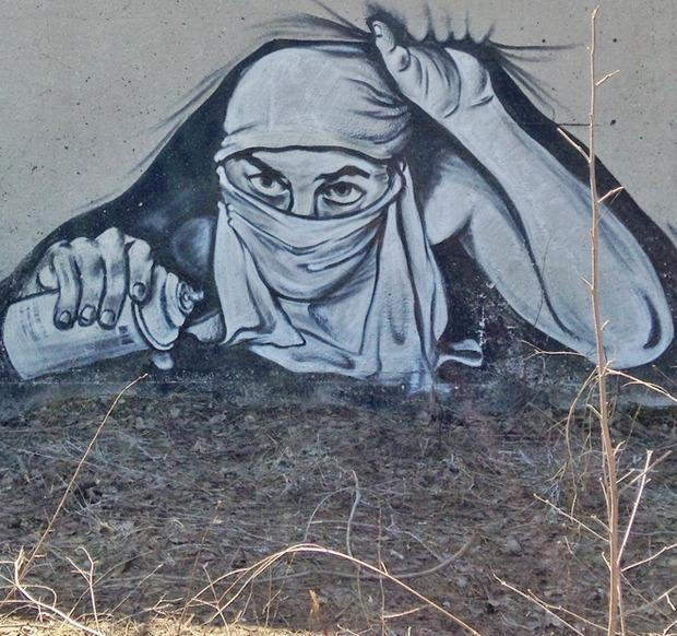 Стена славы: Новая граффити-карта Москвы