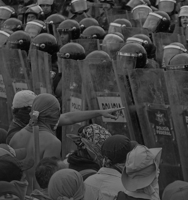 Горячие точки: Где протестовали в этом году?