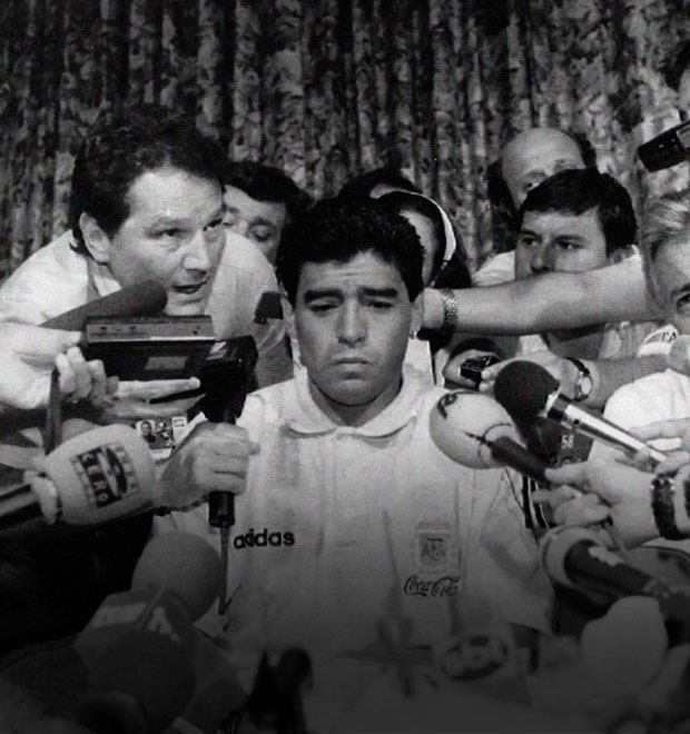 10 спортсменов, признавшихся в употреблении наркотиков