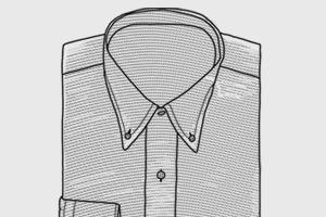 Внимание к деталям: Как появился и для чего нужен воротник button-down — Культура на FURFUR