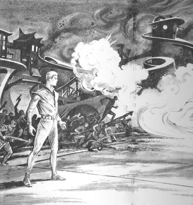 «Женщина — последняя линия обороны мужчины»: 10 плакатов с высказываниями Бориса Стругацкого