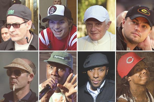 10 вредных и не очень советов от звезд, как носить кепки — Культура на FURFUR