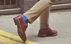 Монк Ами: Мужские туфли на застежке