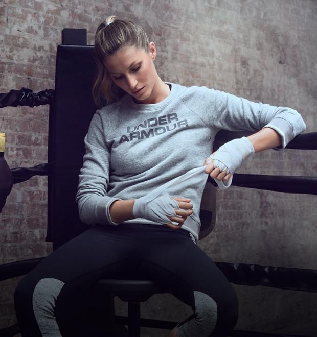 Как марка Under Armour конкурирует с Nike и Adidas на американском рынке — Культура на FURFUR