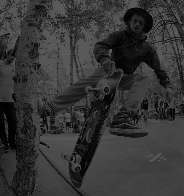 Фотоблог скейтера: Алексей Лапин о скейт-лагере в Сибири