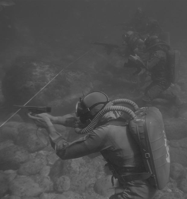 Подводная братва: Все о вооружении боевых пловцов — Культура на FURFUR