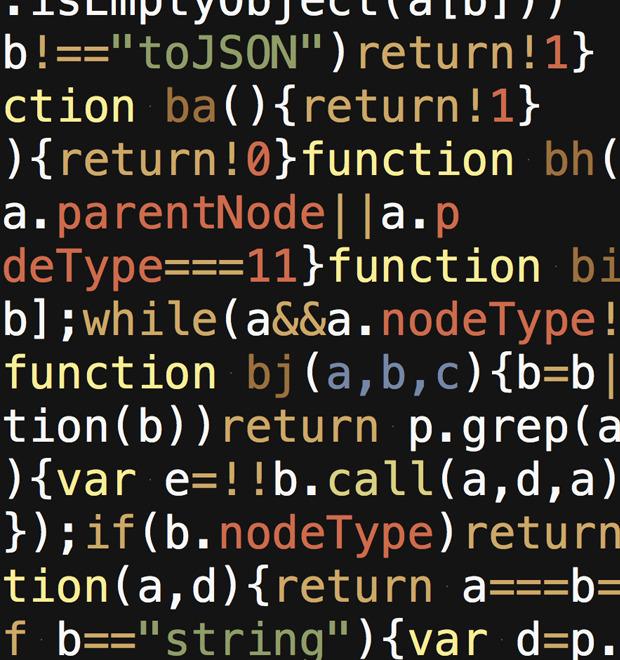 Разработчики FURFUR создали камуфляжный рисунок из кода