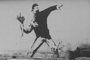 10 последних проектов уличного художника Бэнкси