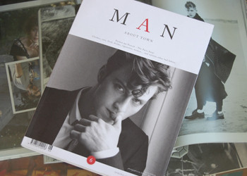 Special Issue: Мужской журнал Man About Town
