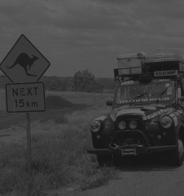 5 неординарных способов отправиться в путешествие