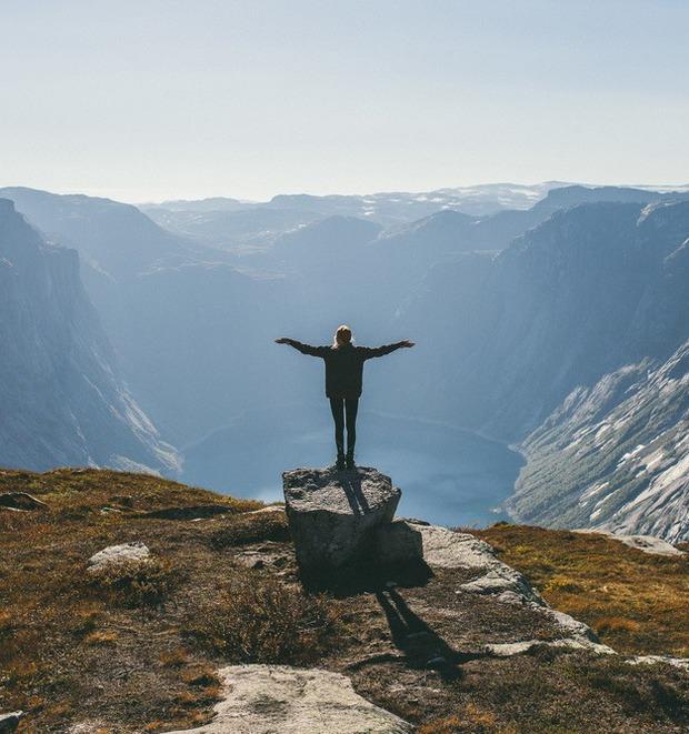 Герой недели: Путешествие по Норвегии в формате ежедневной трансляции — Герои на FURFUR