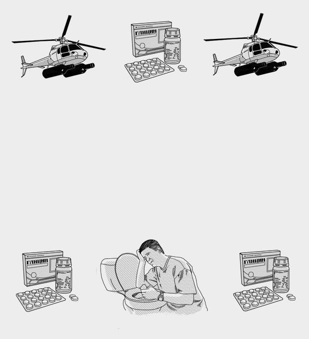 Алкогольный «вертолет» и способы борьбы с ним — Культура на FURFUR