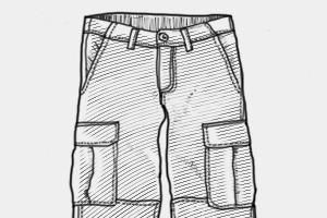 Внимание к деталям: Как появились боковые карманы на брюках карго