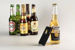 Студия Spicebox выпустила чехол для iPhone 4 с открывашкой для пива — Культура на FURFUR