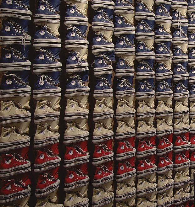 Как Converse осаждают обувной рынок новыми коллекциями и что из этого получается