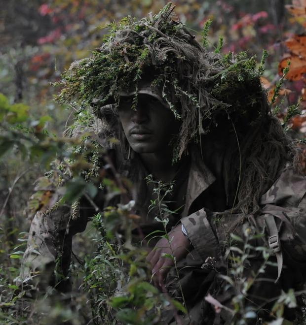 Эволюция маскировочного костюма и история снайперов в XX веке — Культура на FURFUR