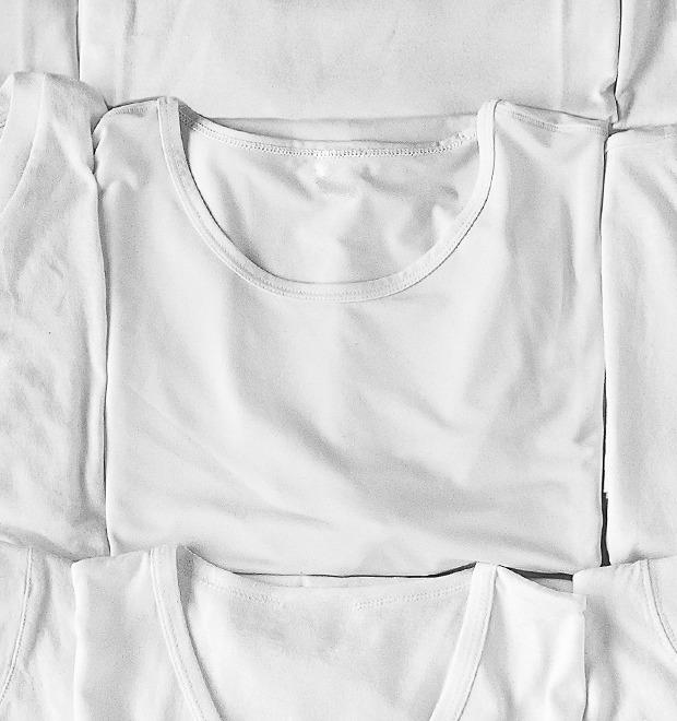 Ревизия одним кадром: 12 белых футболок — Культура на FURFUR