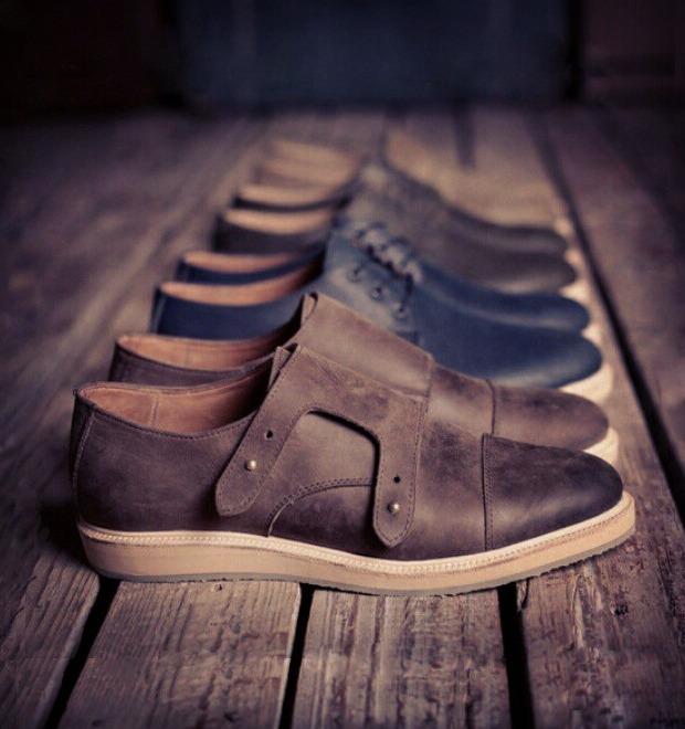 Новая марка: Мужские кожаные ботинки «Циркуль» — Культура на FURFUR