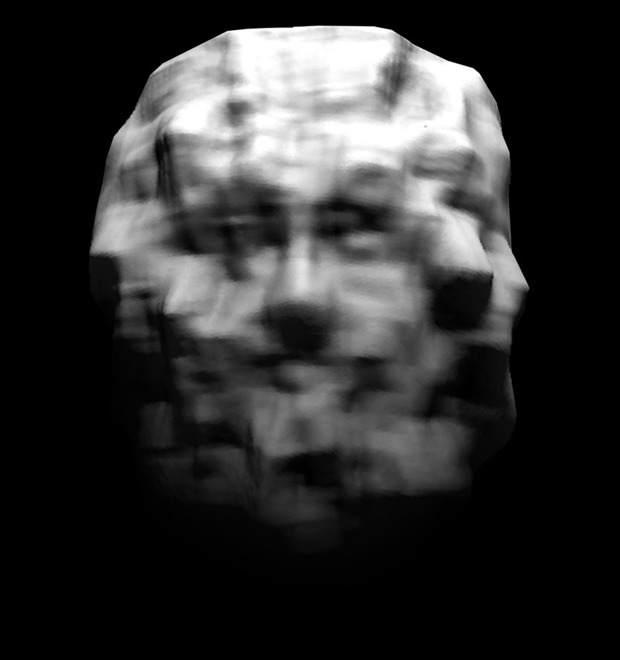 Data Masks: Арт-проект Стерлинга Криспина против слежки в сети — Культура на FURFUR