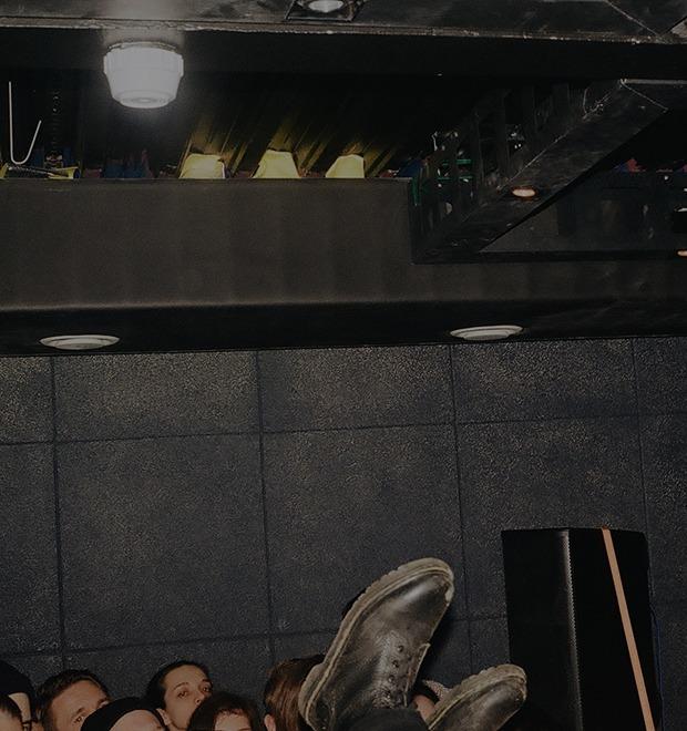 Репортаж: Концерт датчан Lower в клубе «Дич»