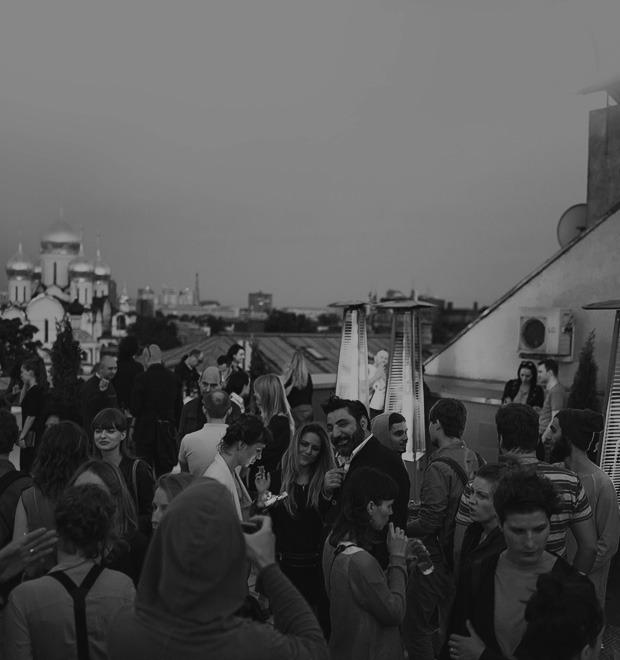 Rooftop Parties: Крыши Москвы как место для вечеринок
