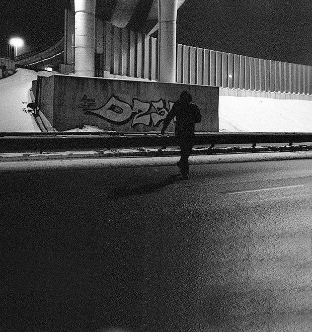 Интервью с Алексеем Партола, автором книги «Призраки» о российском граффити на поездах
