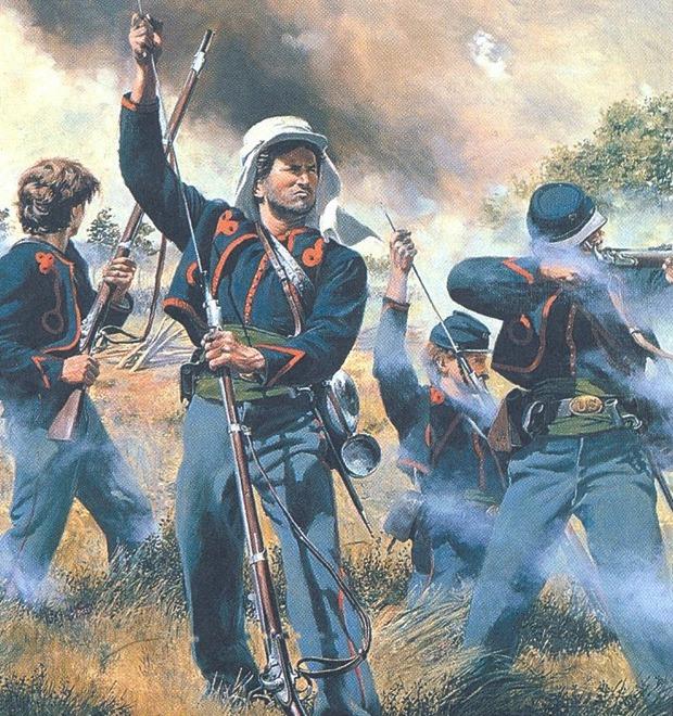 Зуавы: Как французские головорезы стали символом войн XIX века